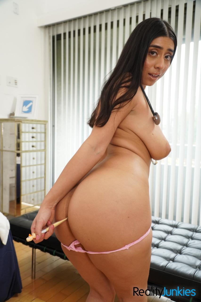Reality Junkies: Violet Myers - Big Titted Nurses Volume 2 6