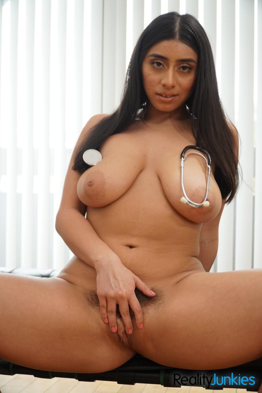Reality Junkies: Violet Myers - Big Titted Nurses Volume 2 7