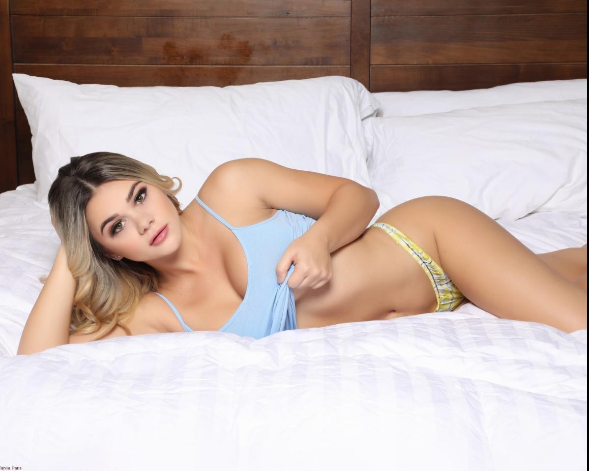 Tahlia Paris - Cozy Bedroom Nudes 8