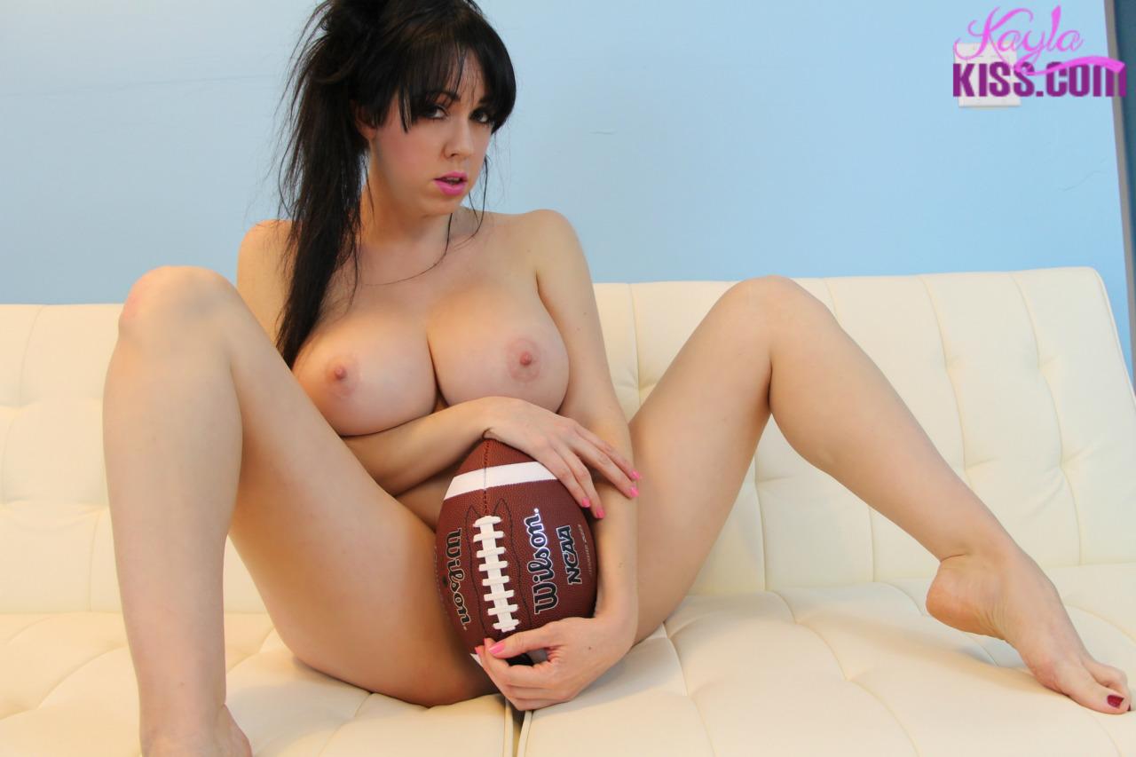 Kayla Kiss - Football Season 12