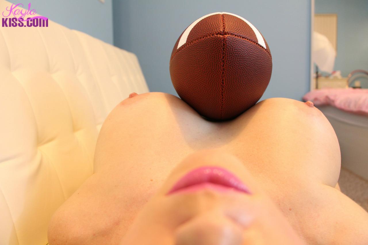 Kayla Kiss - Football Season 7