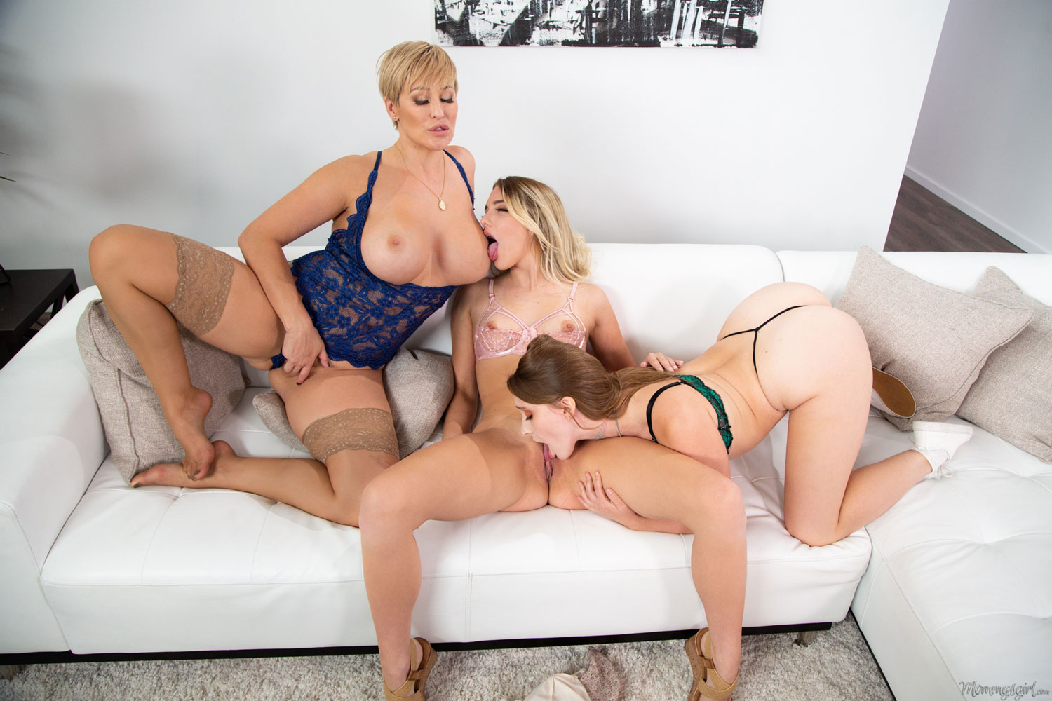 Girlsway - Ryan Keely Fun with Two Hotties 5