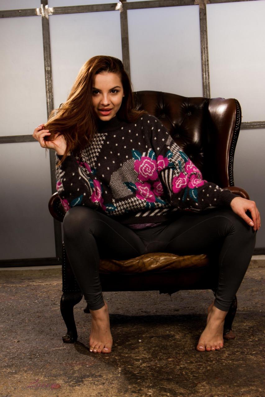 Lacey Banghard - Jumper 1
