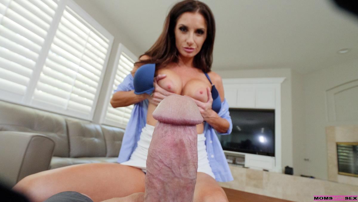 Moms Teach Sex - Silvia Saige 7