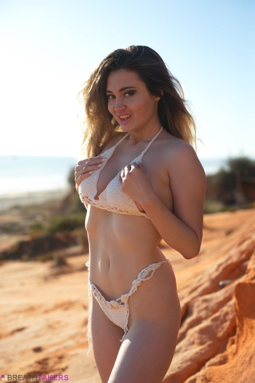 BreathTakers: Gabriella Knight - Bikini Shoot 3