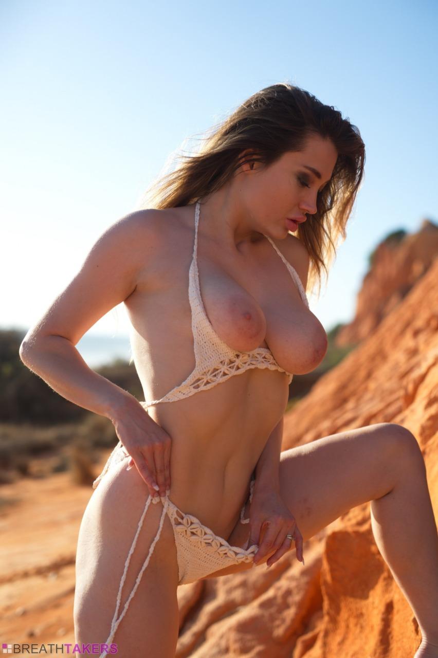 BreathTakers: Gabriella Knight - Bikini Shoot 5