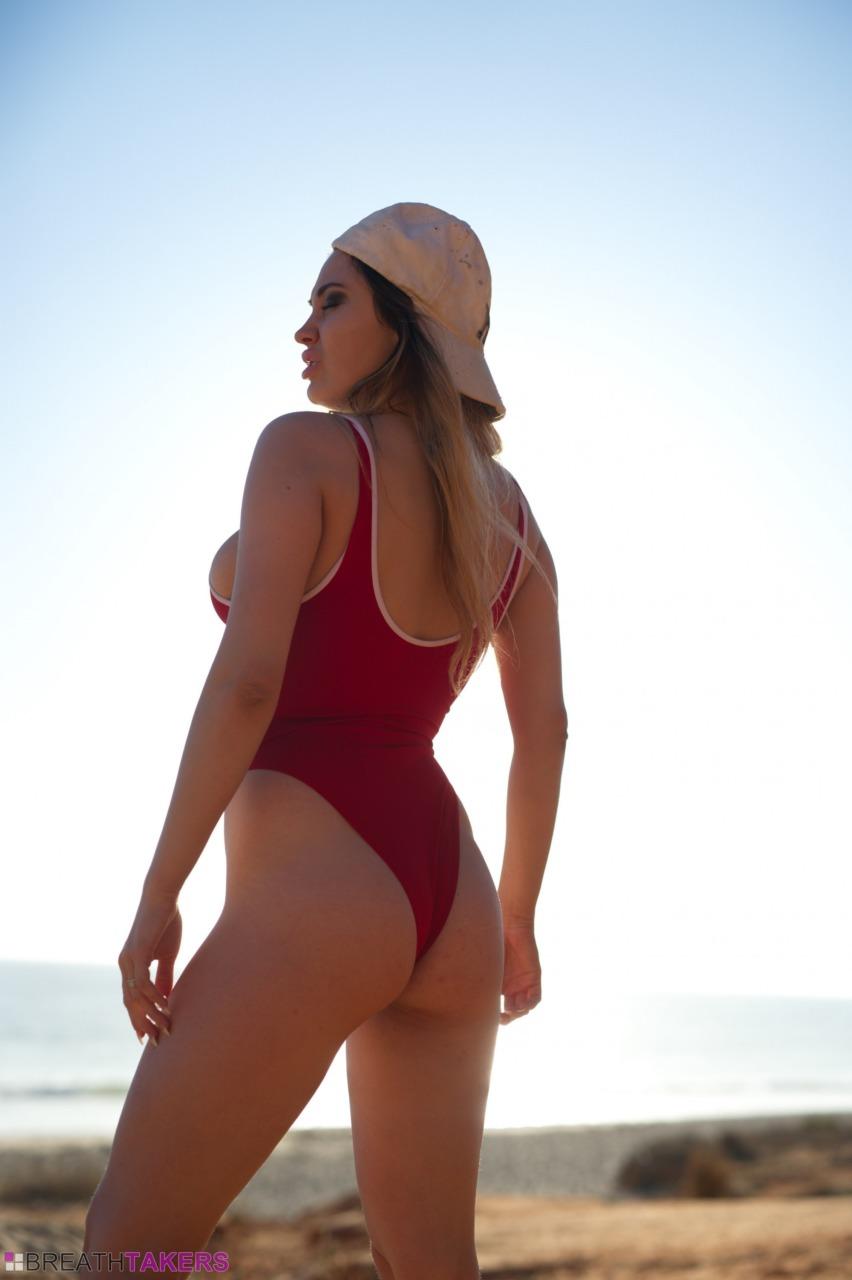 BreathTakers: Gabriella Knight - Bikini Shoot 9