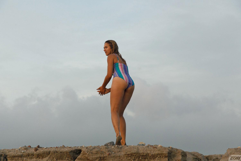 Zishy: Sofia Orlova Dirty Beach Babe 2