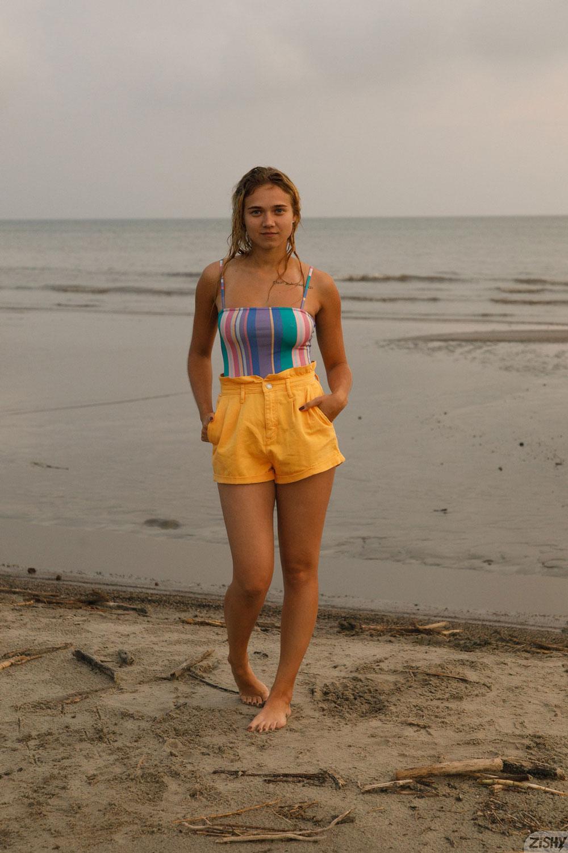 Zishy: Sofia Orlova Dirty Beach Babe 11
