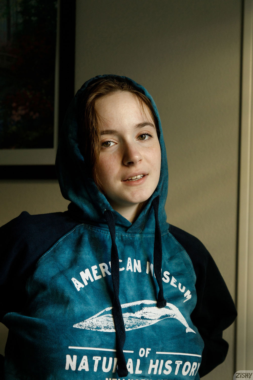 Zishy: Hazel Moore in Undies 11