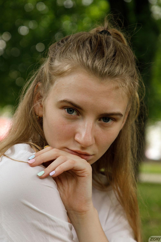 Zishy: Regan Budimir Red Skirt 3