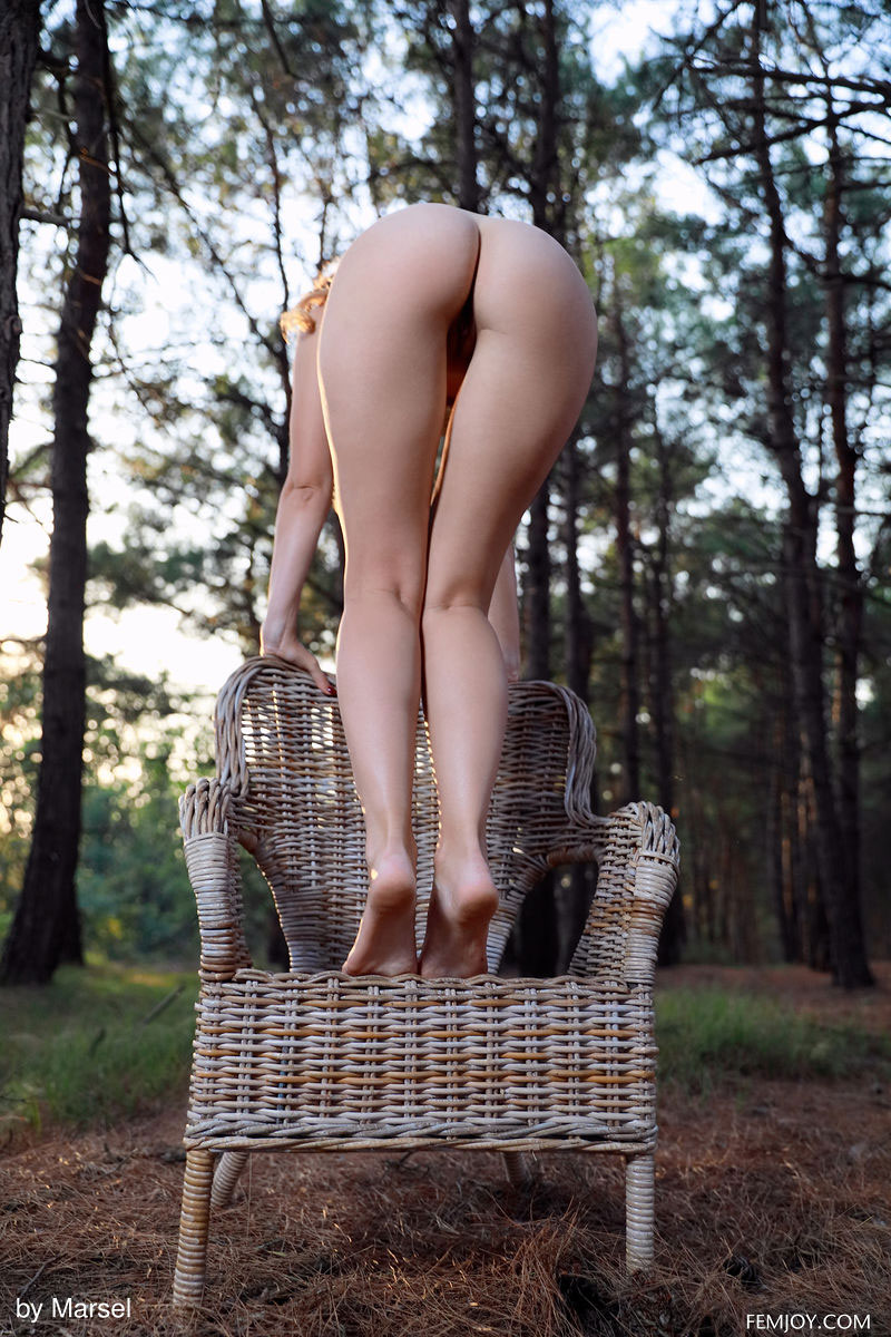 Zishy: Stefania Beatty Alone in the Forest 2