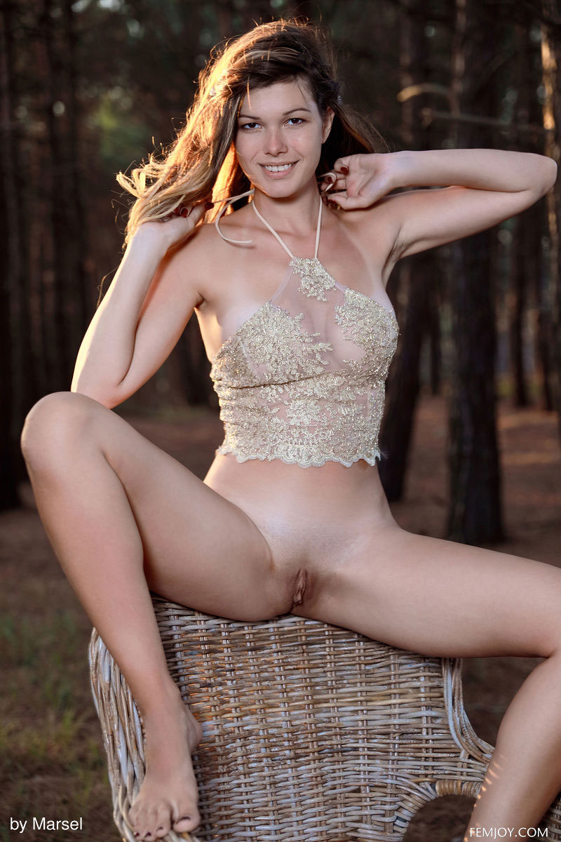 Zishy: Stefania Beatty Alone in the Forest 1