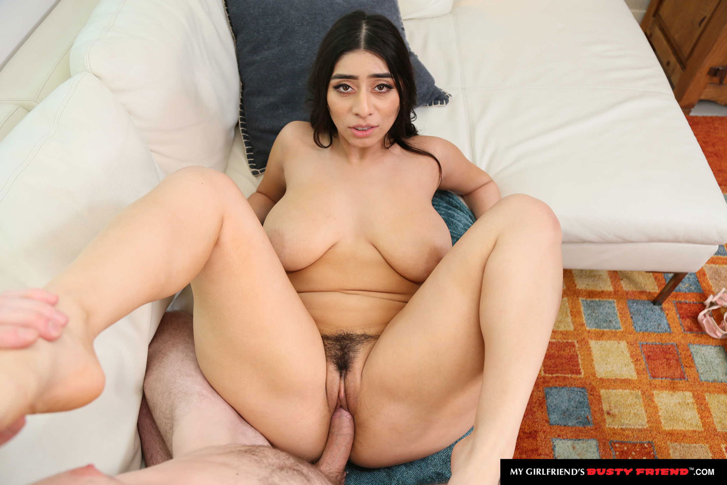 Girlsway - Violet Myers Stacked Latina in Action 11