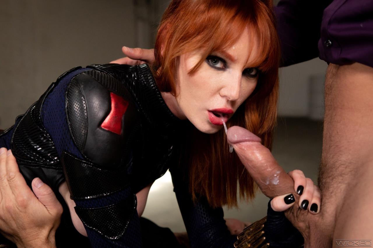 Wicked: Lacy Lennon - Black Widow Xxx 1