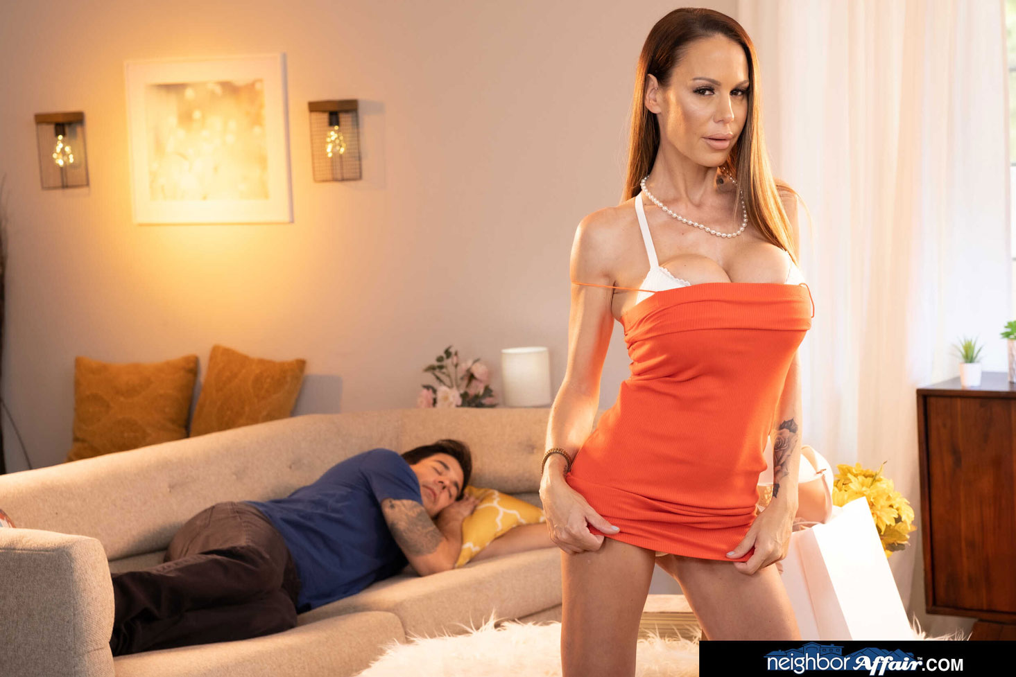 Girlsway - Mckenzie Lee Is Ready to Open her Pussy 1