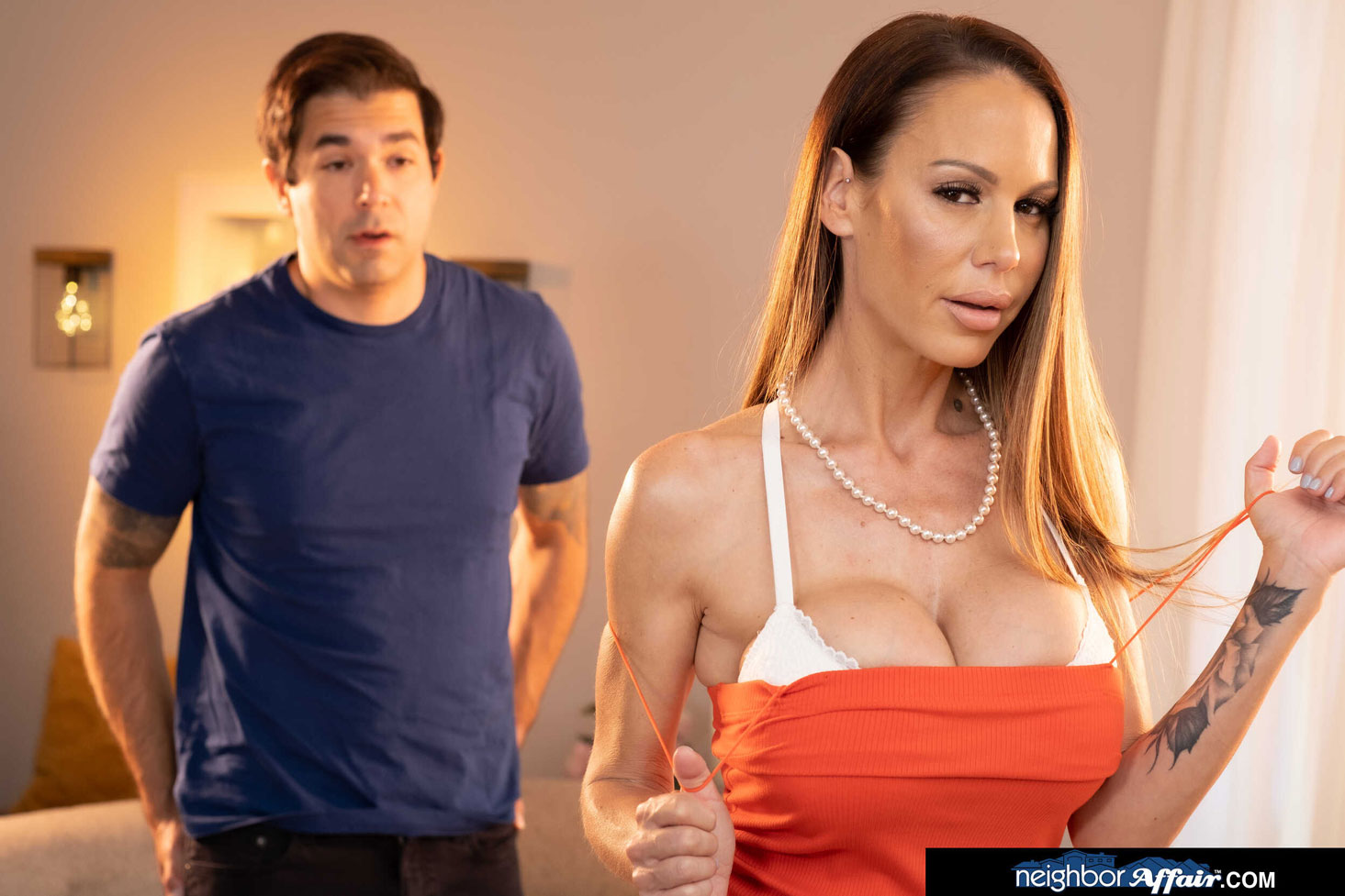 Girlsway - Mckenzie Lee Is Ready to Open her Pussy 3