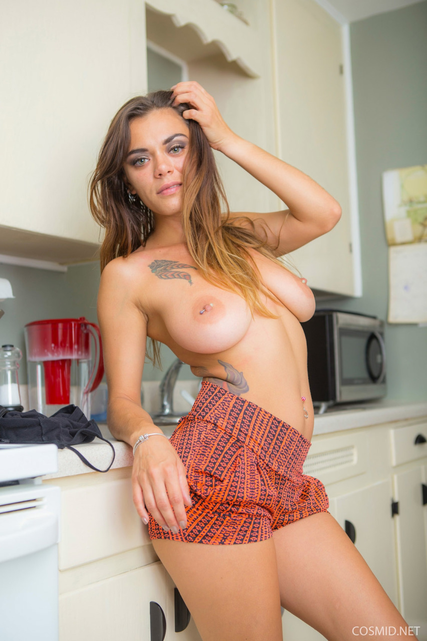 Cosmid: Veronica Buleau Big Boobs And Hairy Pussy  5